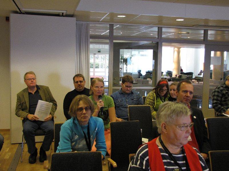Bilder från Sverigekonferensen 2010