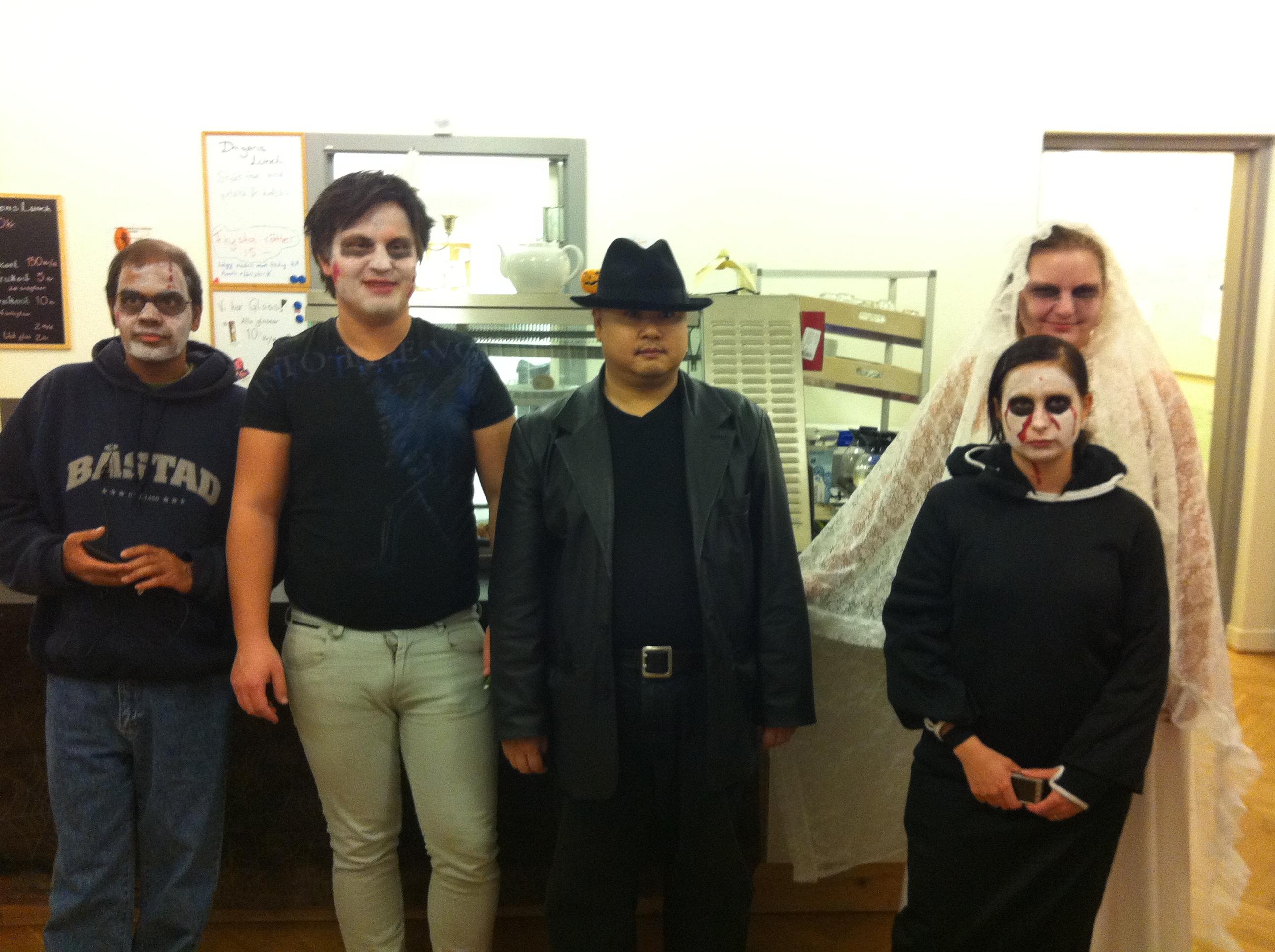 Halloween Fest i Båstad